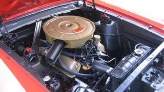 1965 Mustang Engine Compartment detail part 2