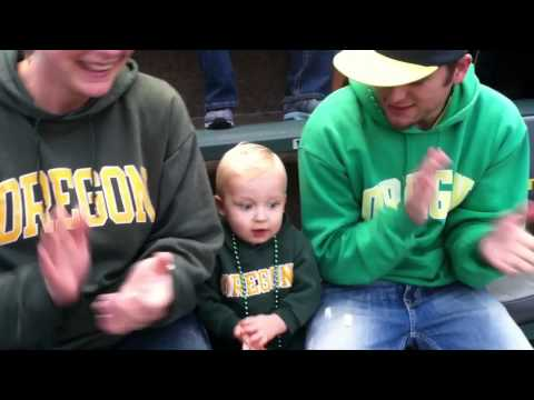 Keaton's 1st Duck Fight Song