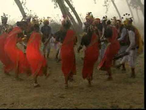 Saila Dance By Gond Tribe of Madhya Pradesh