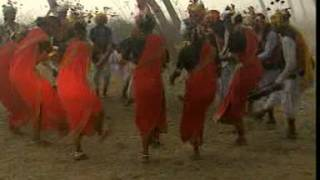 Saila Dance By Gond Tribe of Madhya Pradesh