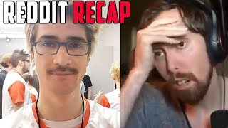 xQc Reacts to His Reddit & Top Funny Clips from LivestreamFails | Reddit Recap #44