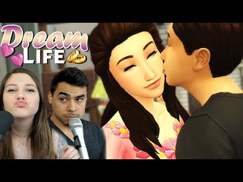 IS SHE PREGNANT? ? // The Sims 4 Dream Life ???? Ep. 4 thumbnail