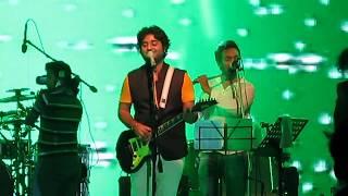 Aaj Phir Tumpe Pyar Aaya Hai By Arijit Singh Live !