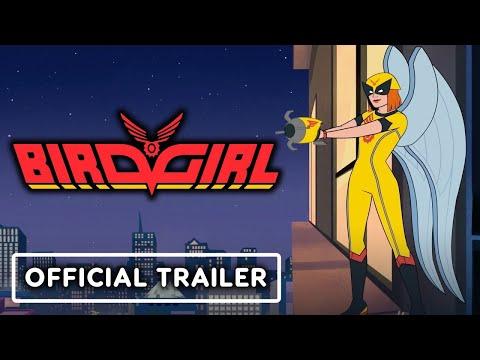 Birdgirl - Exclusive Official Season 1 Trailer (2021) Paget Brewster, Tony Hale