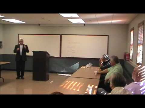 Election Special with Kent Eklund at Cross Lutheran Church