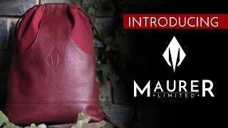 My New Luxury Lifestyle Brand: Maurer Limited