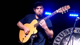 Marc RIzzo (SOULFLY, CAVALERA CONSPIRACY) acoustic piece (Kilocycle)
