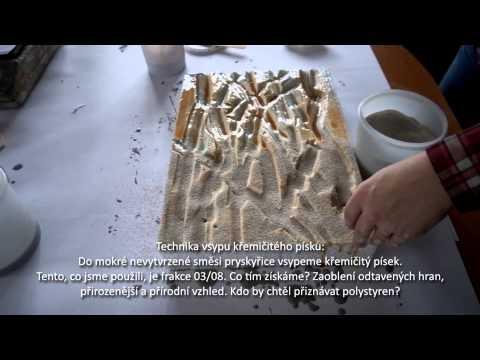 DCH-Sincolor a.s. - Rádce - Výroba 3D pozadí do akvária