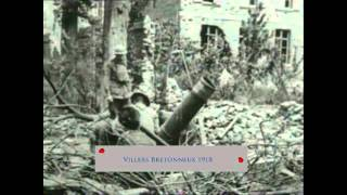 Australian Heavy Trench Mortar World War One ( Real Footage )