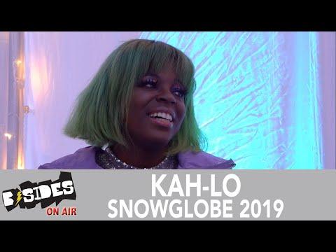 Kah-Lo at SnowGlobe 2019: Talks Idris Elba, New Music