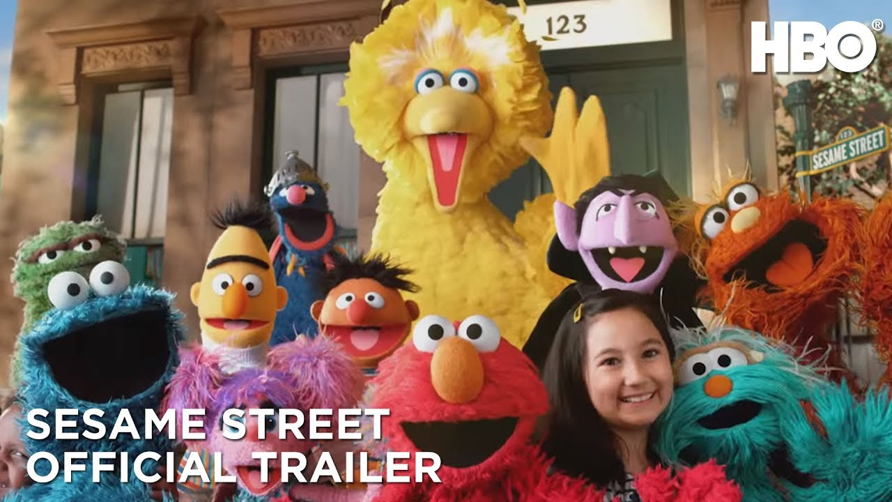 Sesame Street Season 46 Quot We Re Back Quot Official Trailer