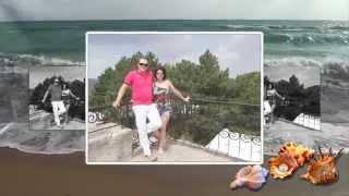 видео Музыка о воспоминаниях о море