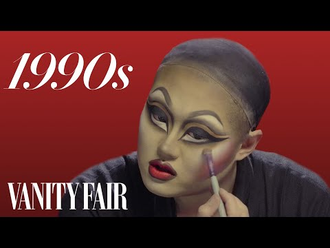 100 Years of Drag Queen Fashion | Vanity Fair