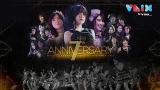 Gambar cover Gemas Lihat Yupi & Shinta Naomi di JKT48 7th Anniversary