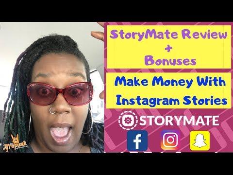 StoryMate. http://bit.ly/2HwwXk6