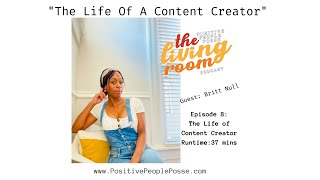 The Life Of A Content Creator- Britt Null