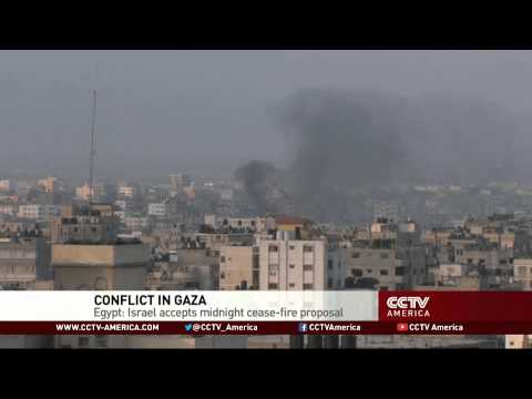 Israel and Hamas accept Egyptian cease-fire deal