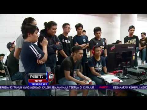 Jakarta Games Week 2017  - NET12