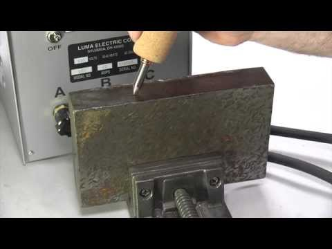 Resistance Etching with Luma Electric