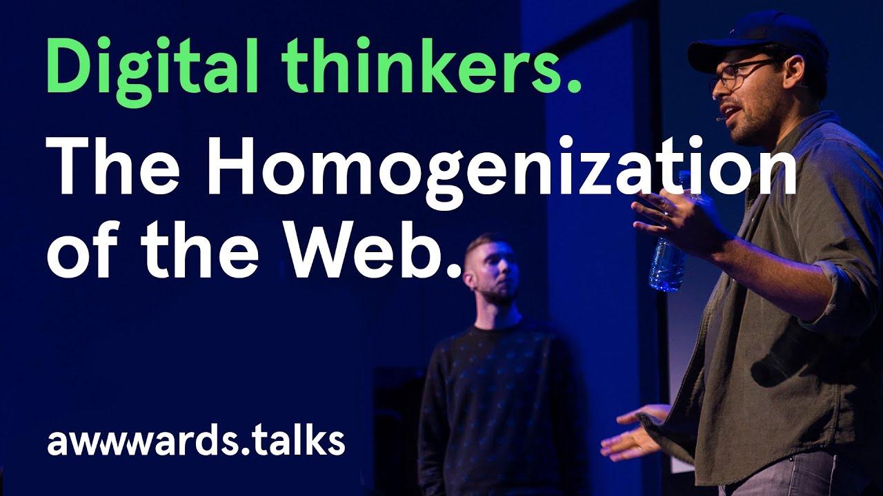 The homogenization of the web with Superhero Cheesecake's Massimo Meijer & Rian Verhagen
