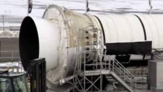 Solid Rocket Motor Passes Final Firing Test