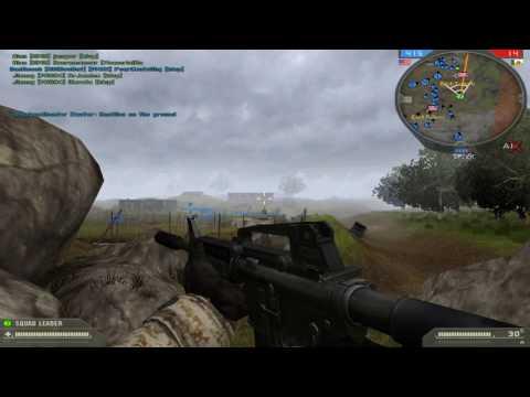 Battlefield 2 AIX 2 Mod - Coop - Omaha Beach