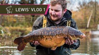 Carp Fishing - Working for Nash Tackle - Lewis' Vlog 1