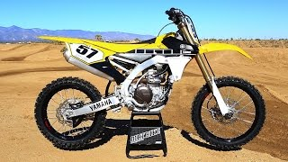 2016 Yamaha YZ450F - The 16s Dirt Bike Magazine