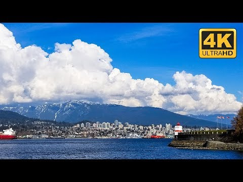 Off the beaten path in Stanley Park - Vancouver Canada
