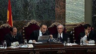 Juicio del 'procés'La sesión del  tribunal supremo  [En Directo]Declaran activistas del 1-O