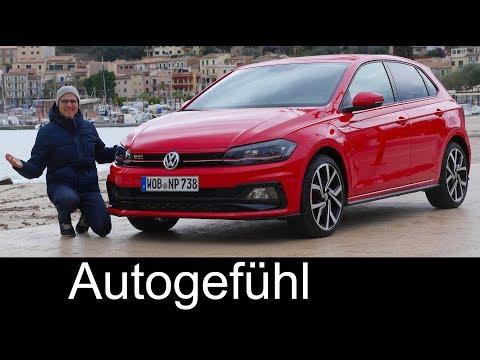 Volkswagen Polo GTI - FULL REVIEW 2018 VW Polo GTI Mk6 - Autogefühl