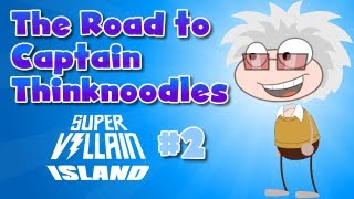 "Poptropica: Road to ""Captain Thinknoodles"" - Super Villain Island Part 2"