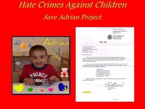 Take Your God Shit And Shove It.  Hate Crimes Against Children