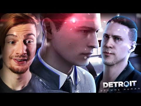 LEARNING ABOUT rA9 & DEVIANTS || Detroit: Become Human (Different Choices)