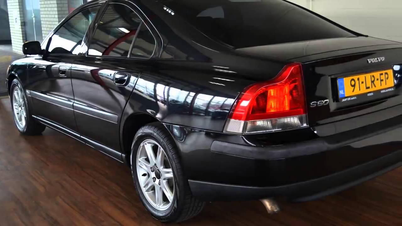 Volvo S60 BWJ 2003 2.4 D5 163pk Automaat Edition NAVI