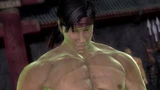 Mortal Kombat 9 - Capitulo 5 Liu Kang - O reino da terra não cairá nas mãos do seu mestre