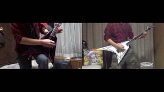 こんにちは!Children Of BodomのSilent Night Bodom Nightに挑戦してみ...