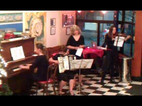 Quinta at Caffe Mediterraneum 2-15-14: Malena