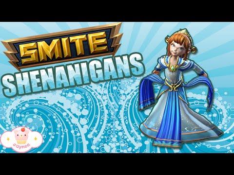 SMITE SHENANIGANS