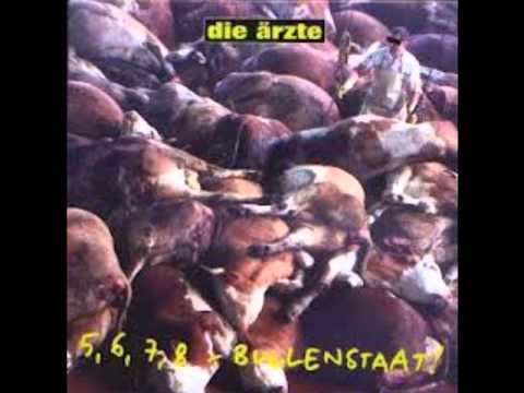Die Ärzte - 5,6,7,8 Bullenstaat 2001 (Album)