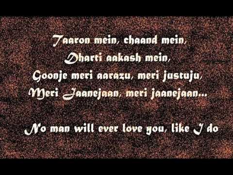 No man will ever lavyu like i do - Cover by R.G.V