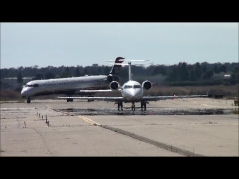 Spotting at Santa Barbara Airport (SBA) July 27th, 2014