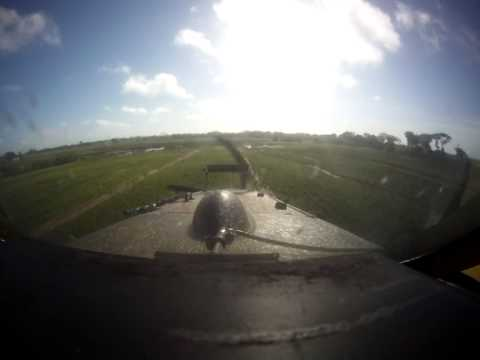 Crop Spraying March 2015 - Mozambique