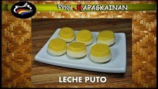 LECHE PUTO Pinoy Hapagkainan