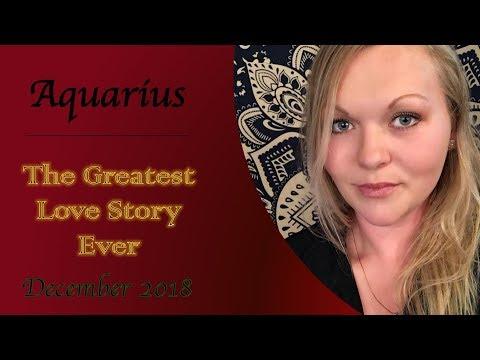 Aquarius: *The Greatest Love Story Ever* December 2018