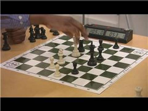 How to Play Chess : How to Play Speed Chess