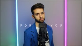 Liam Payne, Rita Ora - For You | Alex Heart Cover (Fifty Shades Freed)