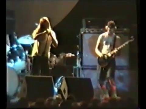 Kyuss Live in Reggio, Emilia, Italia