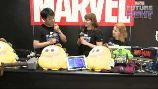 Join Marvel Future Fight for Marvel LIVE! at San Diego Comic-Con 2015