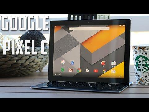 Google Pixel C, review en español